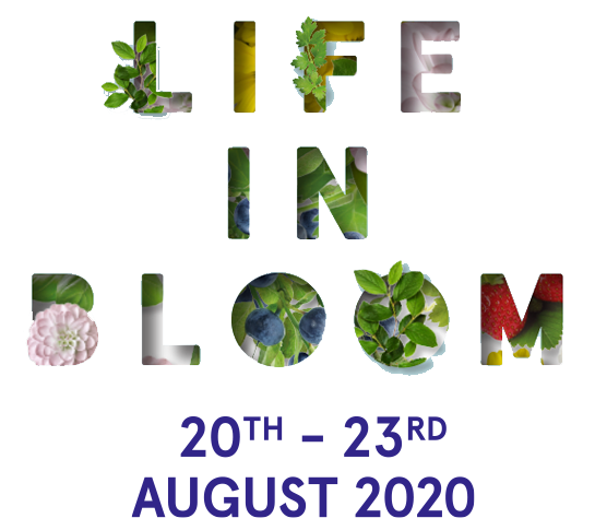 Southport Flower SHow 2020 - Life In Bloom